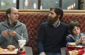 McDonald's 'beard' by Cossette