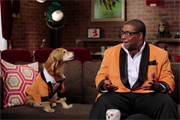 SNL's Kenan Thompson is back for more as Fandango's Miles Mouvay