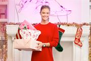 Michael Kors gets wrapped up with gift giving 'just because'