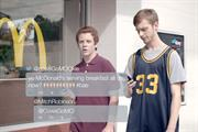 McDonald's serves up TV campaign announcing breakfast all day