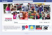 Tesco: 800,000 'Likes' on Facebook