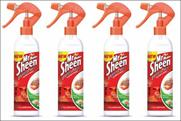 Reckitt Benckiser: launches Mr Sheen Express Mist household cleaner