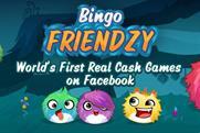 Facebook: launches Bingo Friendzy online gambling app