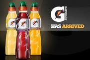 Gatorade: rebrands as G
