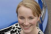 Rebecca Lawman: appointed to top marketing role at Chevrolet's UK operation