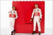 Santander: ads feature brand ambassadors Lewis Hamilton and Jenson Button