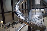Tate Modern: Carsten Höller's 2006 installation