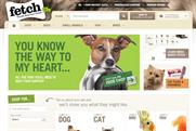 Fetch: online pet store from Ocado