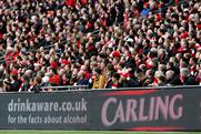 Carling: opts out of football sponsorship deal
