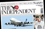 The Independent: cover price stays