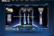 Procter & Gamble: set to launch Gillette Fusion ProGlide razor next year