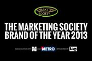 Marketing Society: Brand of the Year 2013