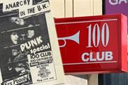 100 Club: Oxford Street venue is saved by Converse