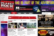 Planet Rock: signs Jaguar for 12-month sports deal