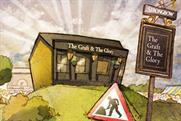 Strongbow: introduces pub concept for festival season