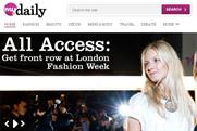 MyDaily: AOL targets female audience