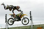Red Bull X-Fighters partner with TV channel Dave