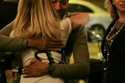 Heineken: celebrates Facebook success with 'hug' viral