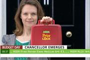 Asda: March 2013 'price lock' campaign