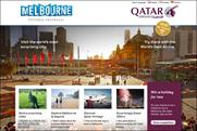 Qatar Airways: launches digital campaign promoting flights to Melbourne