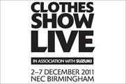 Clothes Show: signs two-year deal with the Clothes Show Live