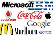 BrandZ top 100 brands by value 2010