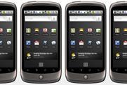 Google Nexus: available through Vodafone