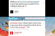 Coca Cola and Pepsi forgive and forget