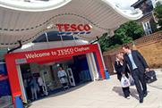 Tesco: chief operating officer Bob Robbins moves to newly created role