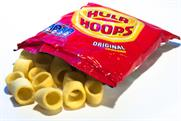 Hula Hoops: part of the United Biscuits portfolio