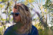 """Erika Lindberg: the kitesurfer joins Rekorderlig's """"rising stars"""" activity"""