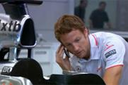 Button and Hamilton attempt to build car in new Vodafone ad