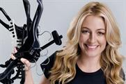 Cat Deeley: Unicef ambassador features in M&S hanger recycling project