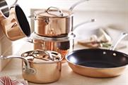 Lakeland: partners with Morrisons to offer kitchenware online