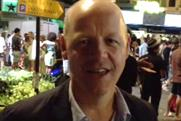 John Lewis' director of marketing Craig Inglis
