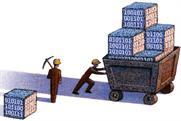 The art of mining big data