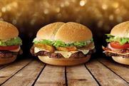 Burger King: brings back Angus Burgers
