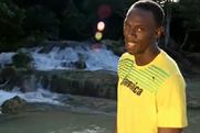 Usain Bolt: stars in 2010 ad for the Jamaican tourist board