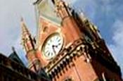 St Pancras: part of Network Rail brief