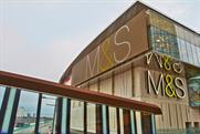 M&S: opens in Westfield Stratford