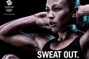 Powerade: Jessica Ennis in the brand's 'zero' campaign