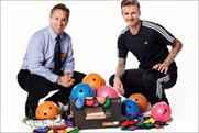 Justin King: Sainsbury's chief executive enlists David Beckham