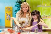 Annabel Karmel: signed by Fairy Liquid as brand ambassador