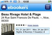 Ebookers: launches mobile bookings site