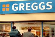 Greggs: re-naming its Cornish pasties