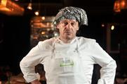 Marco Pierre White: promoting turkey for Bernard Matthews