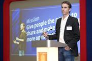 Alexander Schlaubitz, director of customer marketing at Facebook