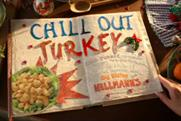 Hellmann's: festive ad for Christmas 2010