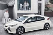 Opel Ampera: electric vehicle launches in the UK in 2012