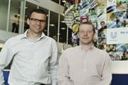 Paul Nevett (left) and Matt Close, Unilever